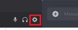 Discord audio cutting out: adjust voice sensitivity