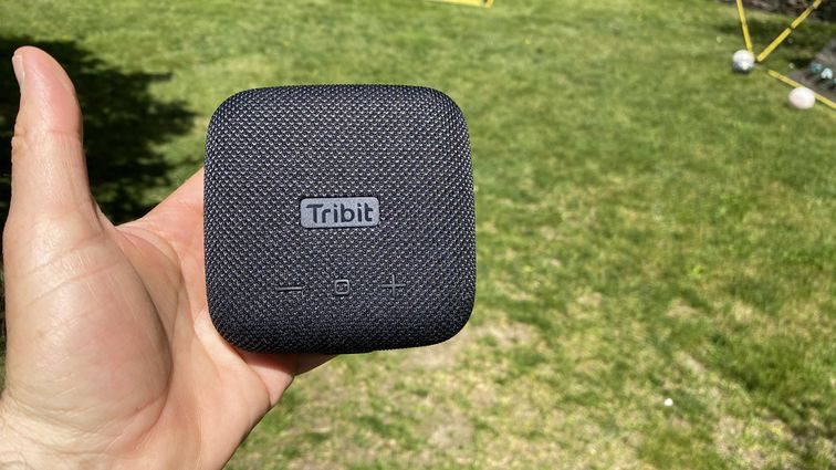 Tribit Stormbox Micro (  Best Bluetooth and Wireless Speakers to Buy on Black Friday 2020 )