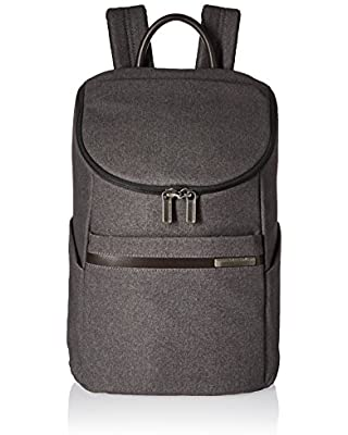 Briggs & Riley Kinzie Street Flap over Expandable Backpack