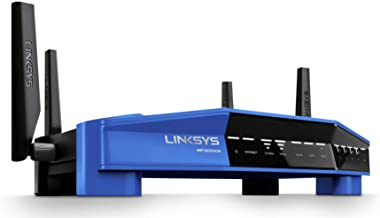 Linksys WRT AC3200 Dual-Band Open Source Router for Multiple Devices