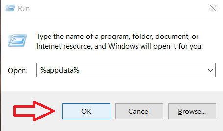 Clearing AppData when discord won't open