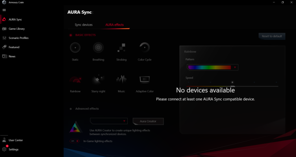 ASUS AURA DOWNLOAD